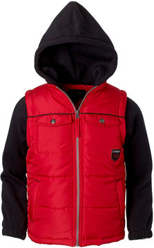 iXtreme Patch Pocket Vest with Sleeves - Boys Preschool