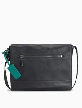 Calvin Klein pebble city messenger bag