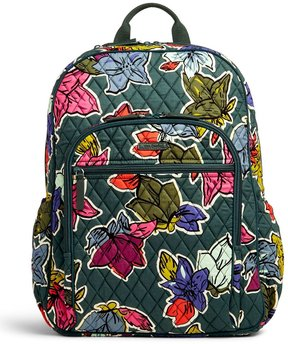 Vera Bradley Campus Laptop Backpack - FALLING FLOWERS - STYLE