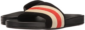 Marc Jacobs Suede Wave Sandal