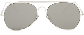 Acne Studios Spitfire large sunglasses