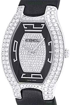 Ebel 18K White Gold Diamond