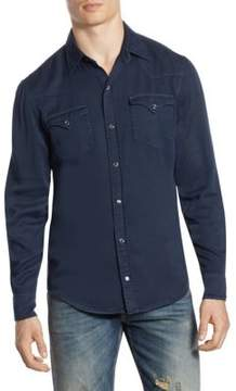 Ralph Lauren Vail Western Casual Button-Down Shirt