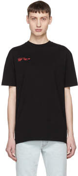 McQ Black Dare July 22 T-Shirt