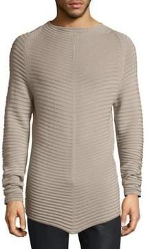Helmut Lang Shutter Knit Sweater