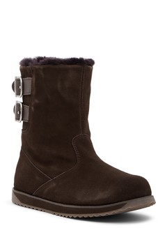 Emu Sandy Bay Buckle Genuine Fur Waterproof Boot