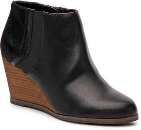 Dr. Scholl's Women's Patch Wedge Bootie