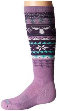 Smartwool Wintersport Fairisle Moose Women's Knee High Socks Shoes