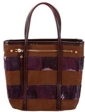 MZ Wallace Sequin-Embellished Tote