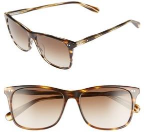 Bobbi Brown Women's The Thatcher 54Mm Gradient Sunglasses - Bronze/ Havana