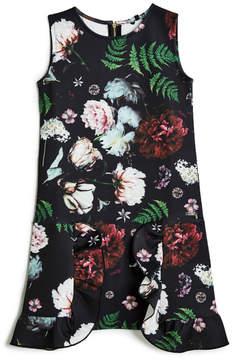 GUESS Floral Print Dress (7-16)
