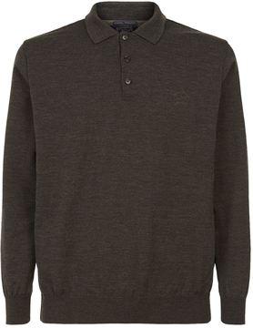 Paul & Shark Knitted Polo Shirt