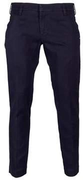 Entre Amis Men's 81881103400 Blue Cotton Jeans.