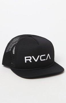 RVCA Foamy Snapback Trucker Hat