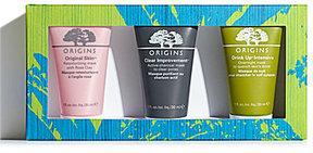 Origins Purify, Hydrate & Glow Mask Set
