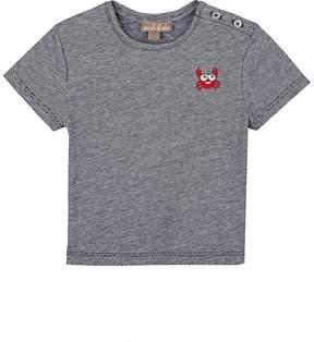 Emile et Ida Infants' Striped Cotton T-Shirt