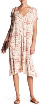 Clayton Gwen Printed Dress