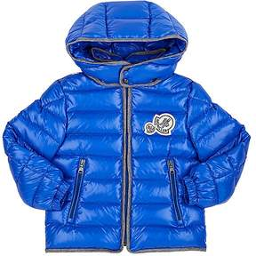 Moncler Kids' Down-Quilted Hooded Parka