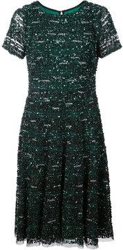 Aidan Mattox sequinned dress