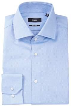 HUGO BOSS Gordon Long Sleeve Regular Fit Shirt