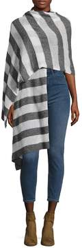 White + Warren Women's Mixed Stripe Scarf