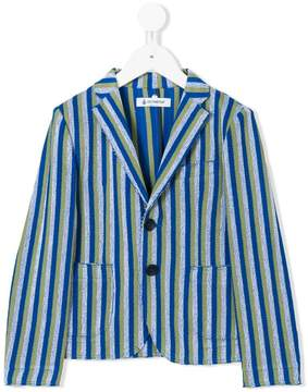 Dondup Kids striped blazer