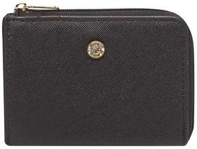 Black Asymmetric Mini Purse