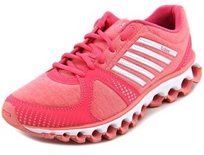 K-Swiss X-160 Heather Cmf Women Round Toe Synthetic Pink Sneakers.