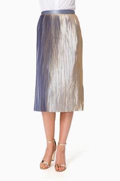 Do & Be Do+Be Zoe Pleated Skirt