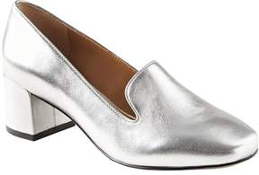 Banana Republic Mid-Heel Smoking Slipper