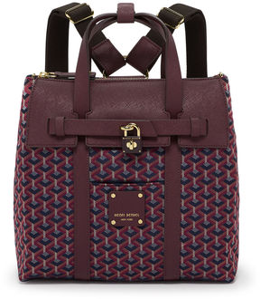 Henri Bendel Jetsetter Foulard Mini Convertible Backpack