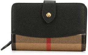 Burberry colour block wallet - NUDE & NEUTRALS - STYLE