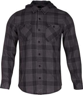 Hurley Men's Landon Hooded Shirt