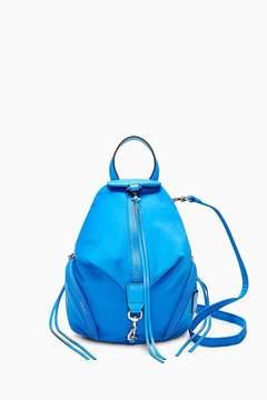 Rebecca Minkoff | Convertible Mini Julian Nylon Backpack - NATURAL - STYLE