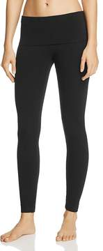 Hard Tail Foldover Leggings