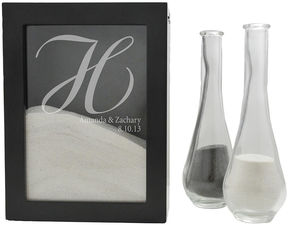 Cathy's Concepts CATHYS CONCEPTS Unity Sand Ceremony Shadow Box Set