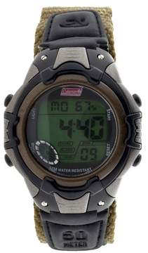 Coleman Men's Performance Wristwatch - Brown