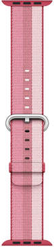 Apple Watch 42mm Berry Woven Nylon Band