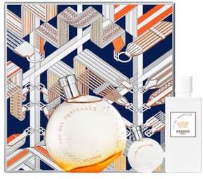Hermes Eau Des Merveilles - Eau De Toilette Set