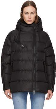 Moncler Black Oversized Down Liriope Jacket