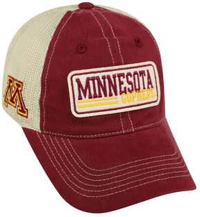 Top of the World Adult Minnesota Golden Gophers Patches Adjustable Cap