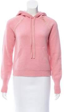 Barneys New York Barney's New York Cashmere Hooded Sweater