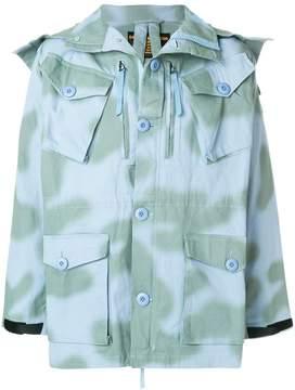 MHI smoke camouflage jacket