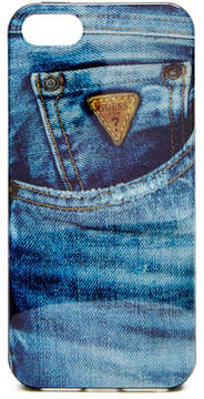GUESS Denim iPhone 5/5s Hard-Shell Case