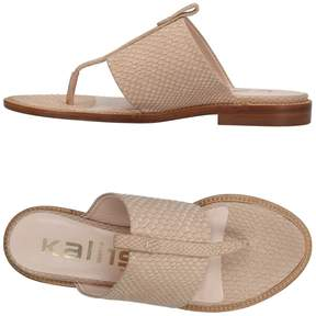 Kalliste Toe strap sandals