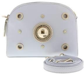 Versace EE1VRBBV1 Powder Blue Crossbody Bag