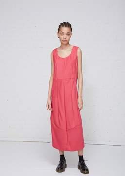 Comme des Garcons Sleevless Wool Dress