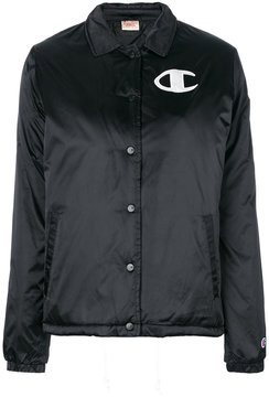 Champion logo shirt jacket