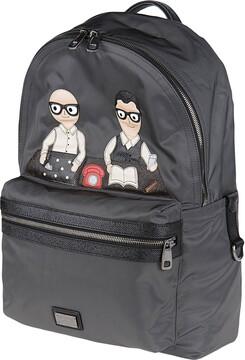 Dolce & Gabbana Backpacks & Fanny packs - LEAD - STYLE