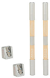 Mally Beauty Mally Lip Defender Clear Magnifier and Highlighter Duo